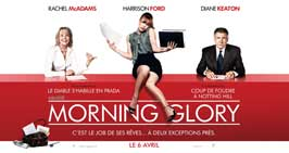 Morning Glory - 20 x 40 Movie Poster - French Style A