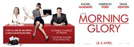 Morning Glory - 14 x 36 Movie Poster - French Style B