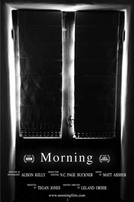 Morning - 43 x 62 Movie Poster - Bus Shelter Style A