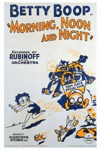 Morning, Noon, and Night - 27 x 40 Movie Poster - Style A