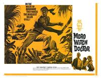 Moro Witch Doctor - 11 x 14 Movie Poster - Style A