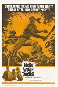 Moro Witch Doctor - 27 x 40 Movie Poster - Style A