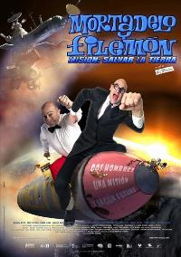 Mortadelo and Filemon: Mission - Save the Planet - 11 x 17 Movie Poster - Spanish Style A