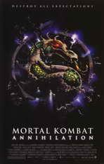 Mortal Kombat 2: Annihilation - 11 x 17 Movie Poster - Style B