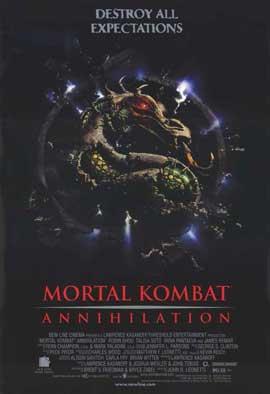 Mortal Kombat 2: Annihilation - 11 x 17 Movie Poster - Style C
