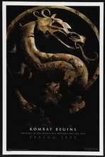 Mortal Kombat 1: The Movie - 11 x 17 Movie Poster - Style E