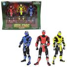 Mortal Kombat 1: The Movie - 2 4-Inch Classic Robot Action Figure Set