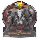 Mortal Kombat 1: The Movie - X-Ray Pack Reptile and Jax Action Figures