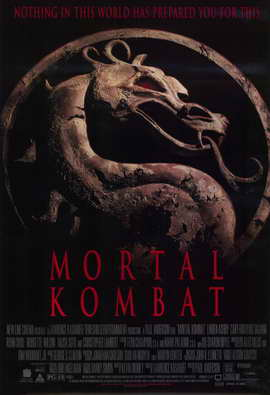Mortal Kombat 1: The Movie - 11 x 17 Movie Poster - Style B