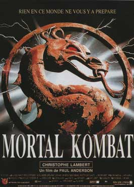 Mortal Kombat 1: The Movie - 11 x 17 Movie Poster - French Style A
