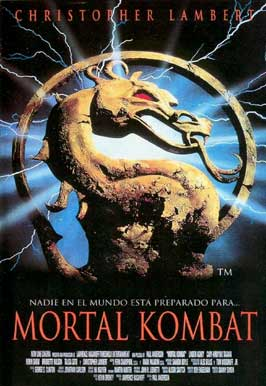 Mortal Kombat 1: The Movie - 11 x 17 Movie Poster - Spanish Style A