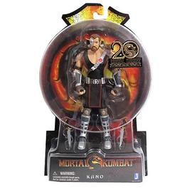 Mortal Kombat 1: The Movie - 9 6-Inch Kano Action Figure