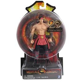 Mortal Kombat 1: The Movie - 9 6-Inch Liu Kang Action Figure