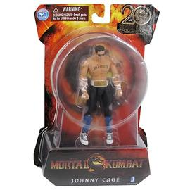 Mortal Kombat 1: The Movie - 9 4-Inch Johnny Cage Action Figure