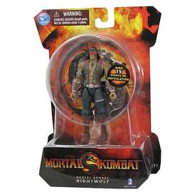 Mortal Kombat 1: The Movie - 9 4-Inch Nightwolf Action Figure