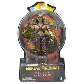 Mortal Kombat 1: The Movie - Deluxe 7-Inch Shao Kahn Action Figure