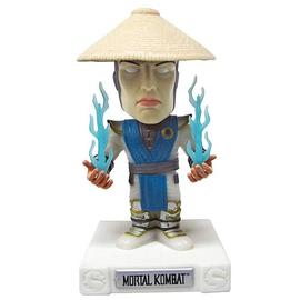 Mortal Kombat 1: The Movie - SDCC Glow in the Dark Raiden Bobble Head