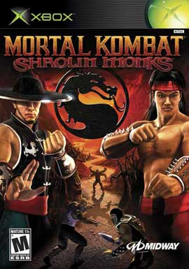 Mortal Kombat: Shaolin Monks - 11 x 17 Movie Poster - Style A