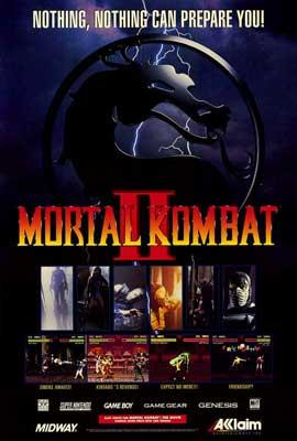Mortal Kombat (VG) - 27 x 40 Movie Poster - Style A