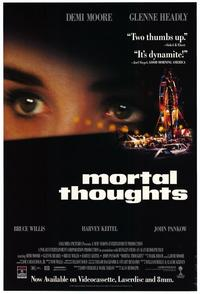 Mortal Thoughts - 27 x 40 Movie Poster - Style A