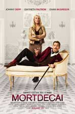 """Mortdecai"" Movie Poster"