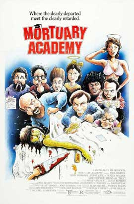 Mortuary Academy - 27 x 40 Movie Poster - Style A