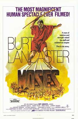 Moses - 11 x 17 Movie Poster - Style B
