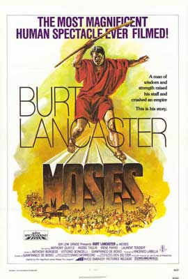 Moses - 27 x 40 Movie Poster - Style A