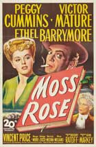 Moss Rose - 27 x 40 Movie Poster - Style B