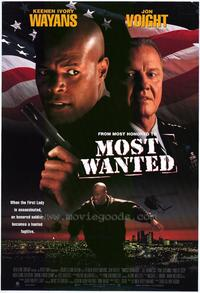 Most Wanted - 27 x 40 Movie Poster - Style A