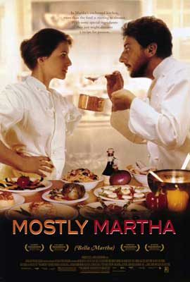 Mostly Martha - 11 x 17 Movie Poster - Style A