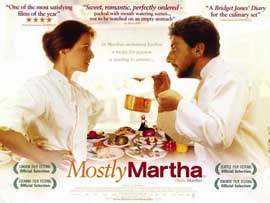 Mostly Martha - 11 x 17 Poster - Foreign - Style A