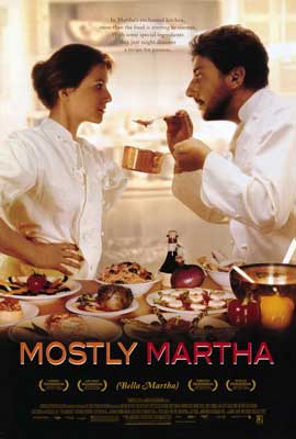 Mostly Martha - 27 x 40 Movie Poster - Style A