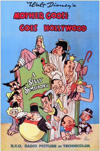 Mother Goose Goes Hollywood - 11 x 17 Movie Poster - Style A
