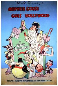 Mother Goose Goes Hollywood - 27 x 40 Movie Poster - Style A