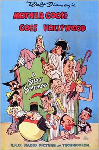 Mother Goose Goes Hollywood - 43 x 62 Movie Poster - Bus Shelter Style A