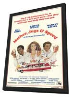 Mother, Jugs and Speed - 11 x 17 Movie Poster - Style A - in Deluxe Wood Frame