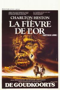 Mother Lode - 11 x 17 Movie Poster - Belgian Style A