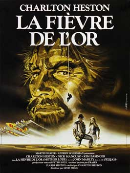 Mother Lode - 27 x 40 Movie Poster - French Style A