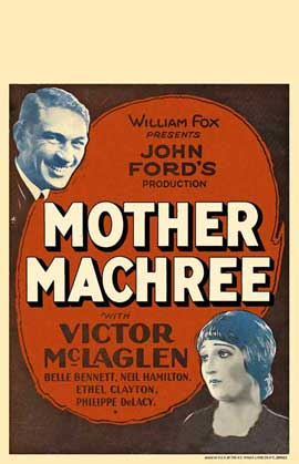 Mother Machree - 11 x 17 Movie Poster - Style A