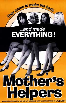 Mother's Helpers - 11 x 17 Movie Poster - Style A