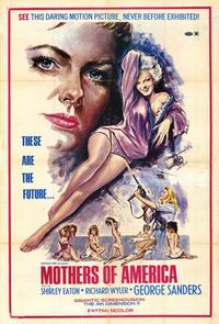 Mothers of America - 11 x 17 Movie Poster - Style A