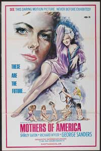 Mothers of America - 43 x 62 Movie Poster - Bus Shelter Style A