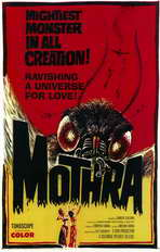 Mothra - 11 x 17 Movie Poster - Style A