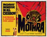 Mothra - 11 x 17 Movie Poster - Style B
