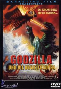 Mothra vs. Godzilla - 11 x 17 Movie Poster - German Style A