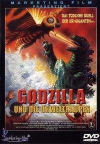 Mothra vs. Godzilla - 11 x 17 Movie Poster - German Style A