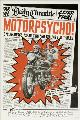 Motor Psycho - 27 x 40 Movie Poster - Style A