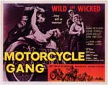 Motorcycle Gang - 11 x 14 Movie Poster - Style A