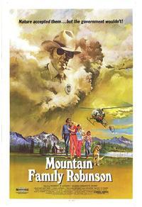 Mountain Family Robinson - 27 x 40 Movie Poster - Style B